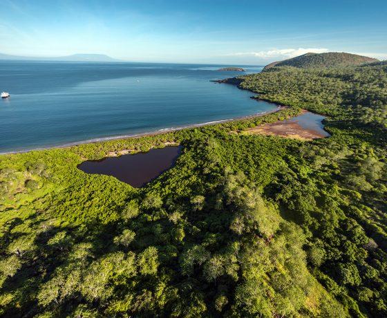 Südliches Galapagos Inselhüpfen