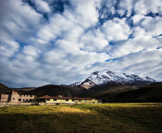 Chimborazo kletter Tour