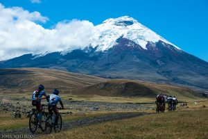 Mountainbike, Tour, Ecuador, Reisen