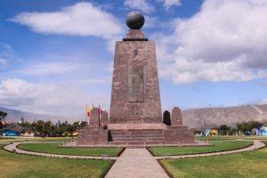 Mitad del Mundo, Ecuador, Äquator