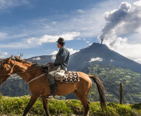 Reittour Tugurahua