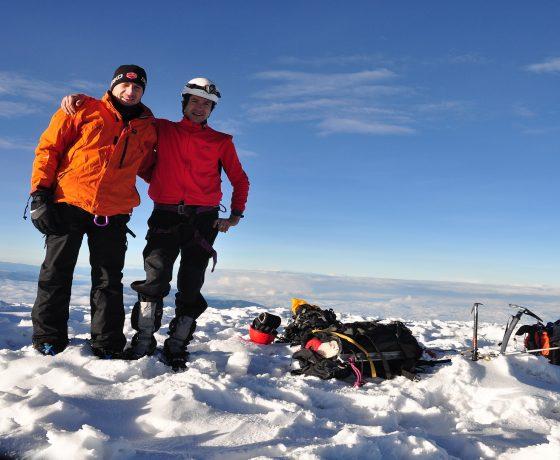 Cayambe Klettern tours