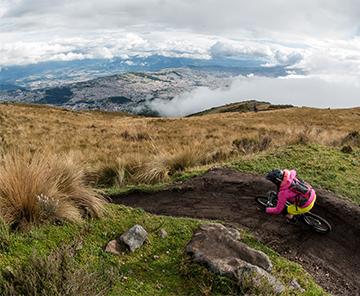Ecuador Paradies Rundkurs