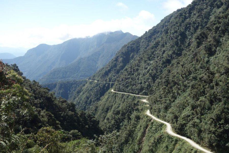 Bolivien Todesstraße