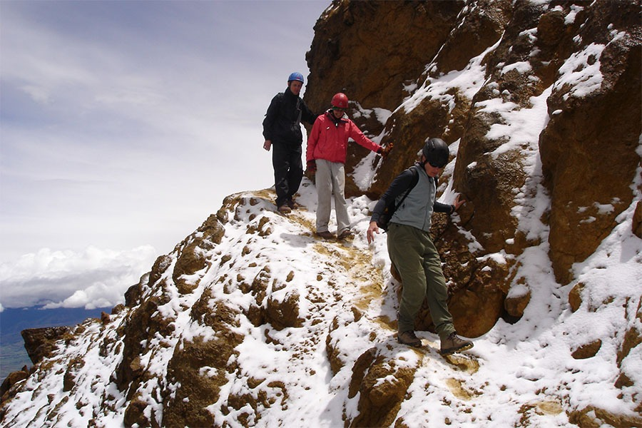 illinizas vulkan ecuador
